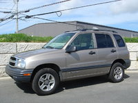 2004 Chevrolet Tracker Overview