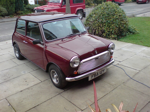 Picture of 1973 Morris Mini, gallery_worthy