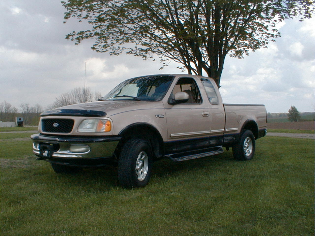 picture of 1998 ford f 150 xlt 4wd extended cab sb exterior. Black Bedroom Furniture Sets. Home Design Ideas