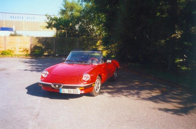 Picture of 1978 Alfa Romeo Spider, gallery_worthy