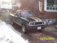 1985 Ford Ranger picture