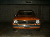 1974 Honda Civic Hatchback picture