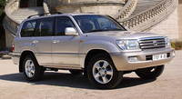 Picture of 2008 Toyota Land Cruiser Base