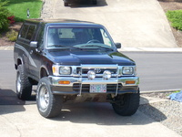 1993 Toyota Pickup 2 Dr Deluxe 4WD Standard Cab SB picture
