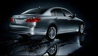 2009 Hyundai Genesis, back view, exterior, manufacturer