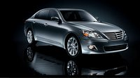 2009 Hyundai Genesis, exterior, manufacturer