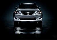 2009 Hyundai Genesis, front view, exterior, manufacturer