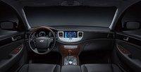 2009 Hyundai Genesis, dashboard, interior, manufacturer