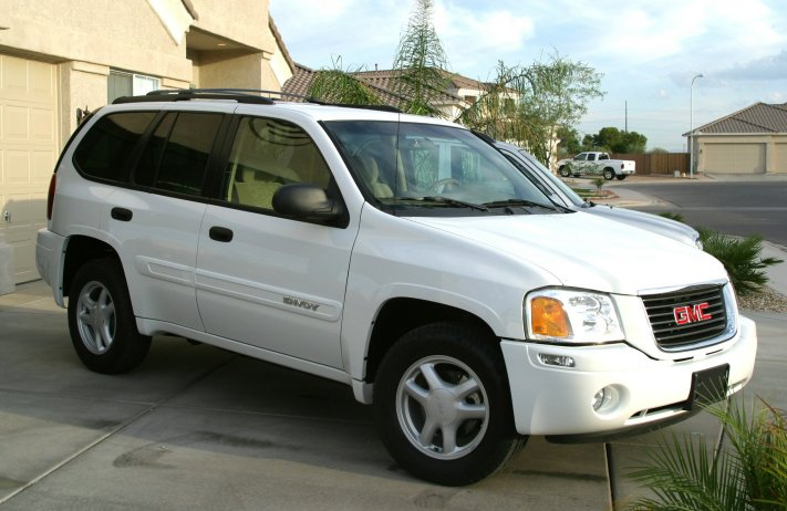Picture of 2004 GMC Envoy 4 Dr SLE SUV