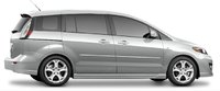 2008 Mazda MAZDA5, side view, exterior, manufacturer