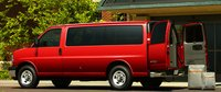 2008 Chevrolet Express, side view, manufacturer, exterior
