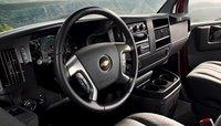 2008 Chevrolet Express, dashboard, interior, manufacturer