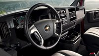 2008 Chevrolet Express, dashboard, manufacturer, interior