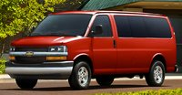 2008 Chevrolet Express Picture Gallery