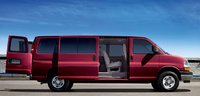 2008 Chevrolet Express, side view, exterior, manufacturer, gallery_worthy