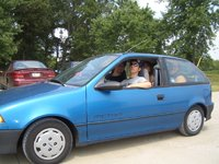 Picture of 1990 Geo Metro 2 Dr STD Hatchback