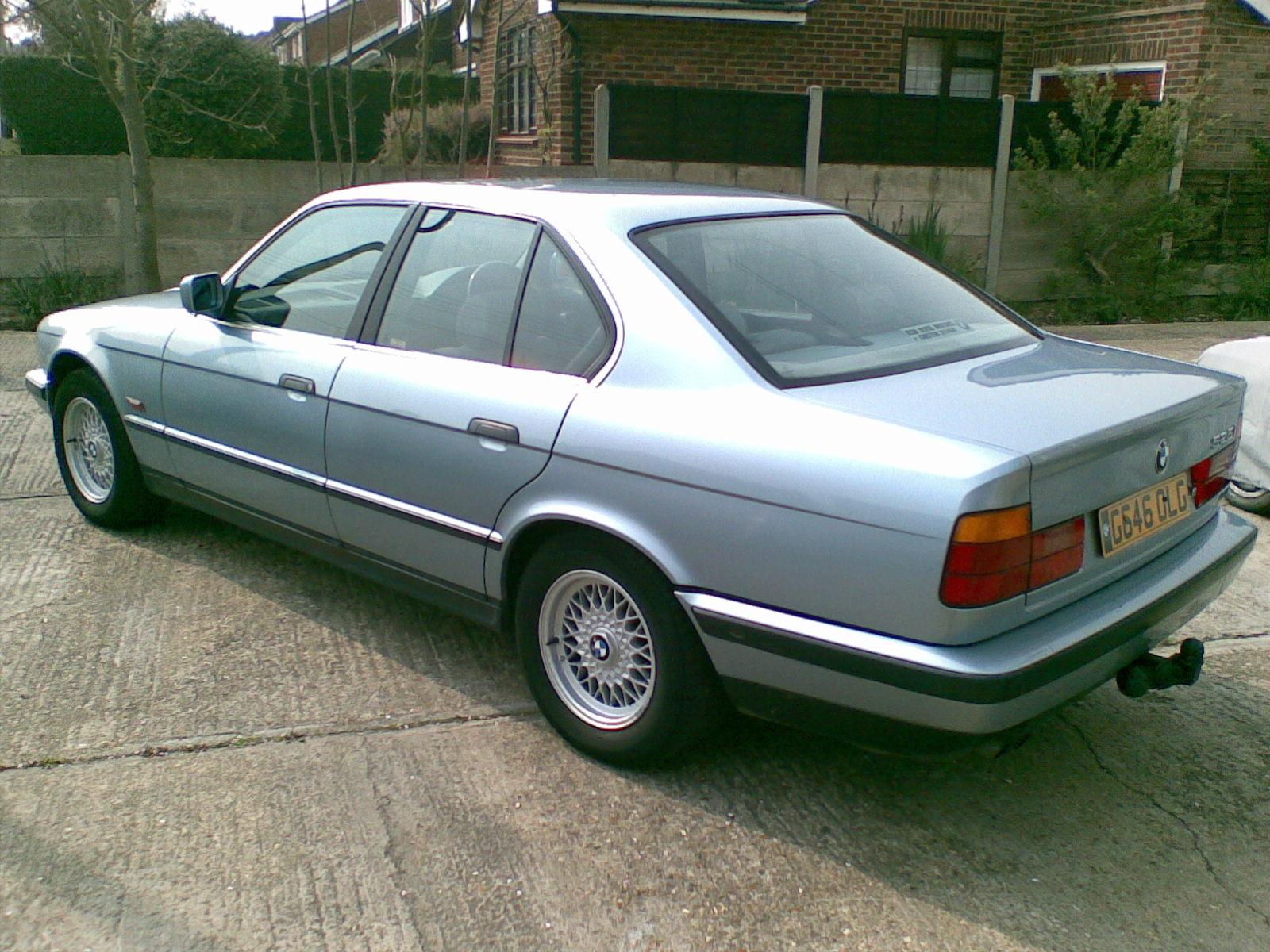525i Bmw 1992