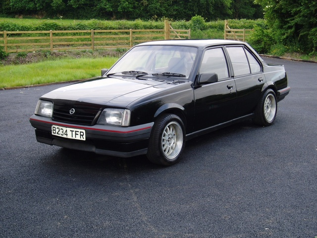 Picture of 1984 Opel Ascona, gallery_worthy