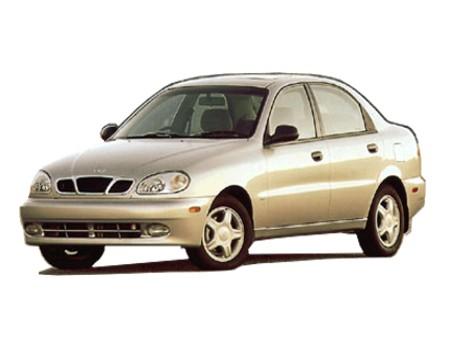 2001 Daewoo Lanos Sport. daewoo sedan