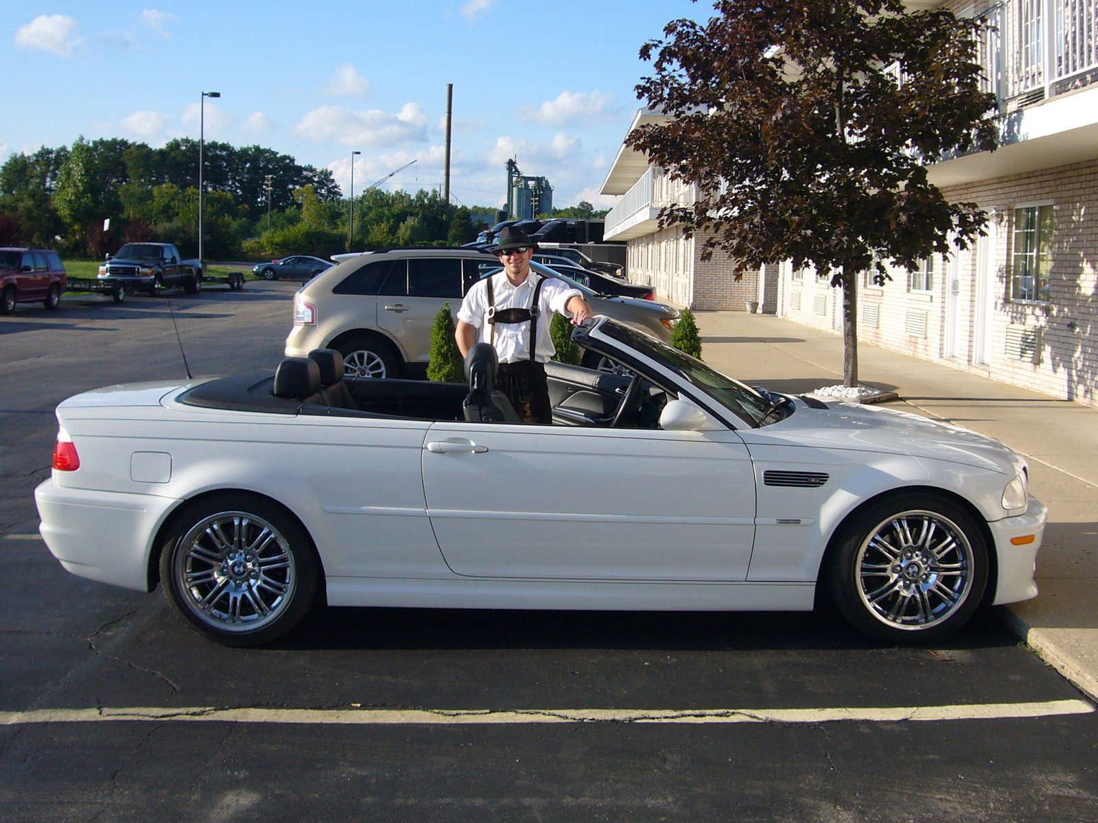 2001 BMW M3 Cabriolet E46 related infomation,specifications - WeiLi ...