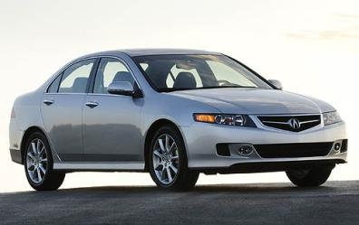 Picture of 2008 Acura TSX 6-spd w/ Navigation