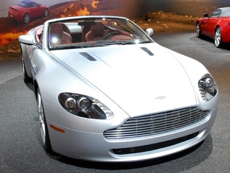 Picture of 2006 Aston Martin V12 Vanquish S RWD, gallery_worthy