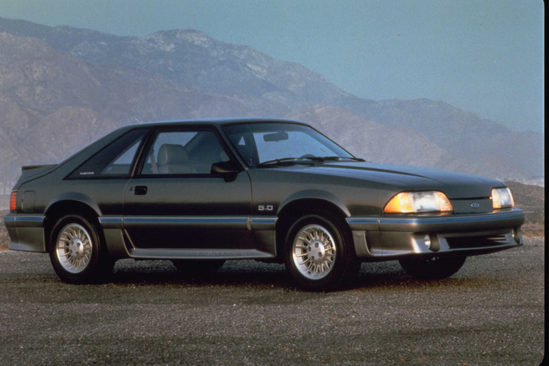 1988 Ford Mustang. 1988 Ford Mustang