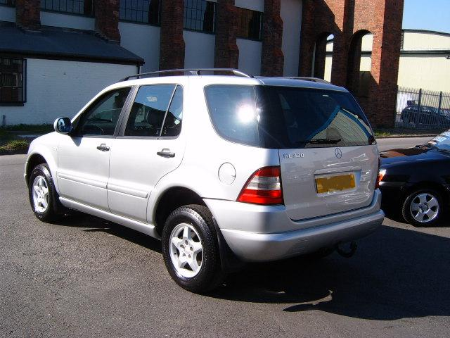 2001 mercedes benz m class pictures cargurus for Mercedes benz ml320 suv