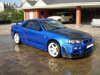 Picture of 1999 Nissan Skyline, gallery_worthy