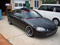 Picture of 1993 Honda Civic del Sol, gallery_worthy