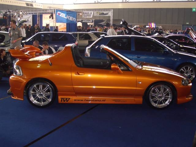 1995 Honda Civic del Sol - Overview - CarGurus