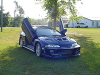 Picture of 1996 Mitsubishi Eclipse, exterior
