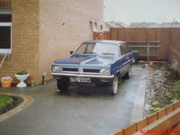 1973 Vauxhall Viva Overview