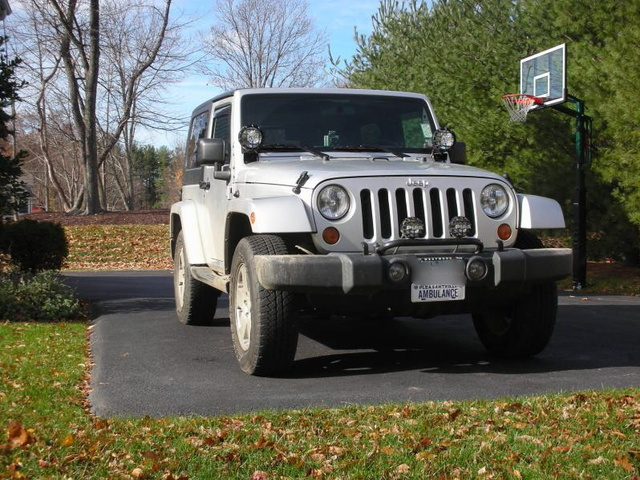 Picture of 2007 Jeep Wrangler Sahara, gallery_worthy