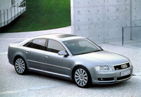 2005 Audi A8 Picture Gallery