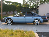 1996 Chevrolet Caprice Base, 1996 Chevrolet Caprice 4 Dr STD Sedan picture