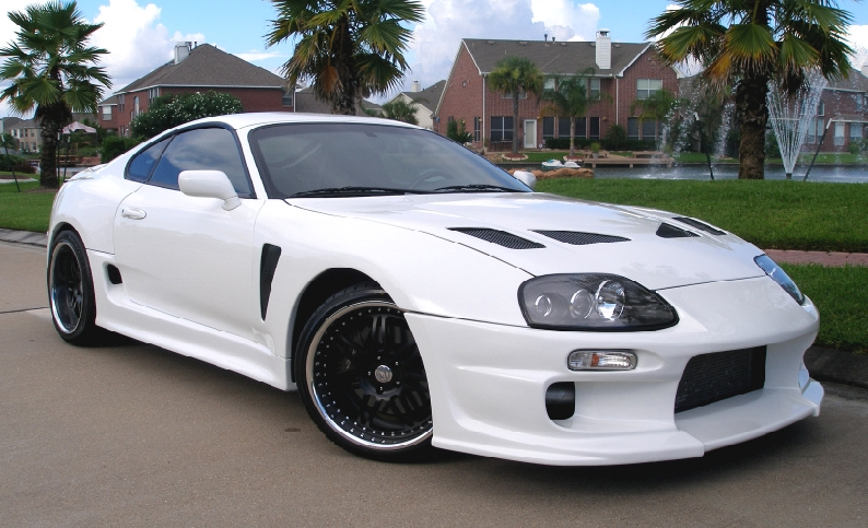 1997 Toyota Supra Pictures Cargurus