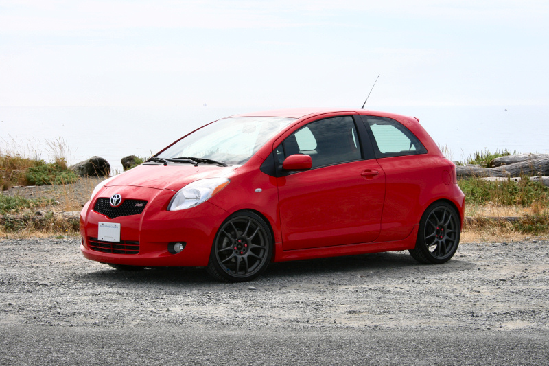 2007 Toyota Yaris Other Pictures Cargurus