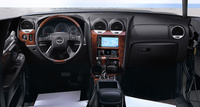 2008 GMC Envoy, dashboard, manufacturer, interior