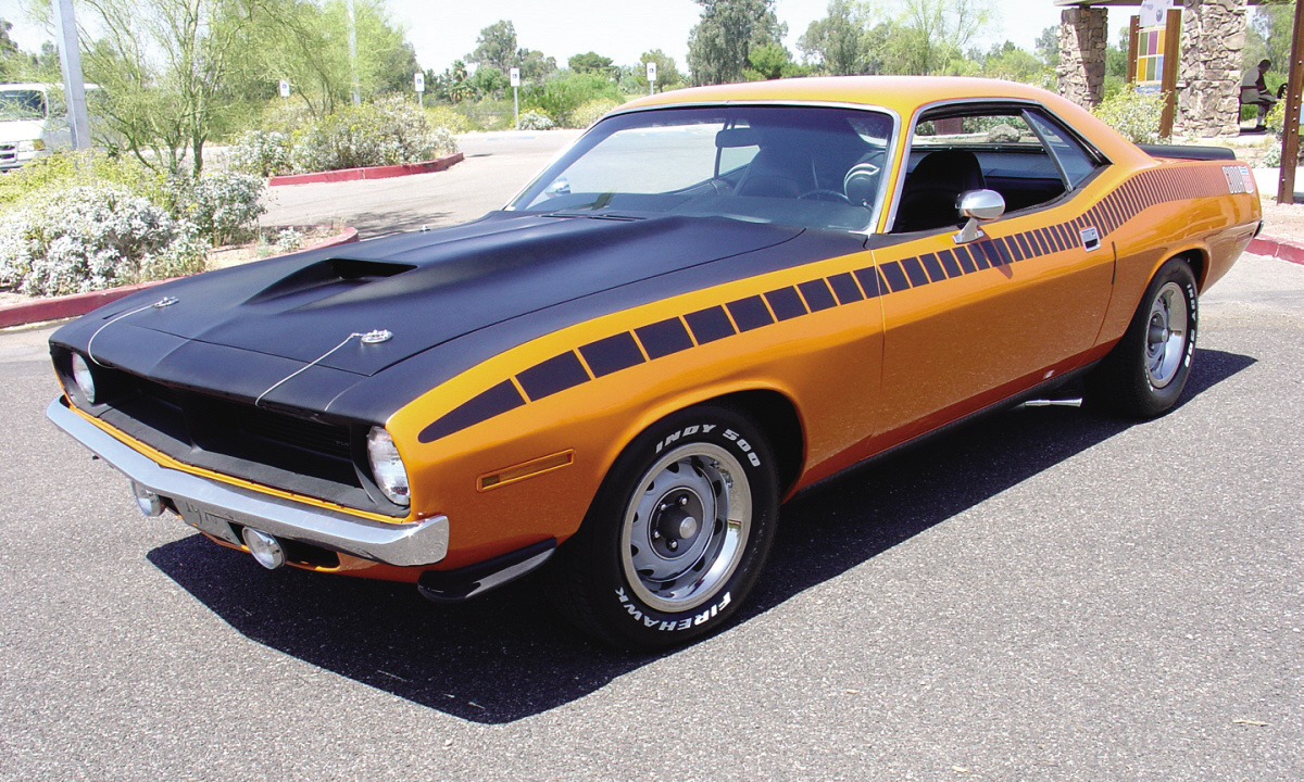 1970 Plymouth Barracuda - Overview - CarGurus