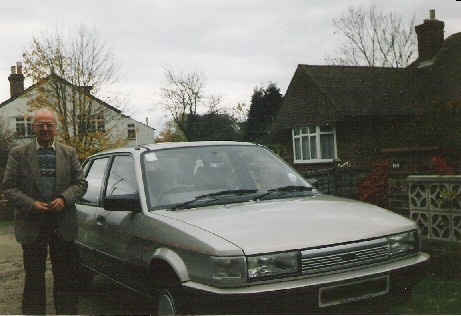 Picture of 1991 Austin Maestro, gallery_worthy