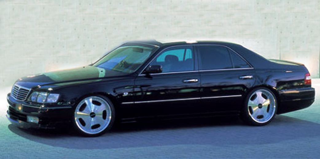 2002 Infiniti Q45 4 Dr STD Sedan picture, exterior