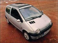 2003 Renault Twingo Overview