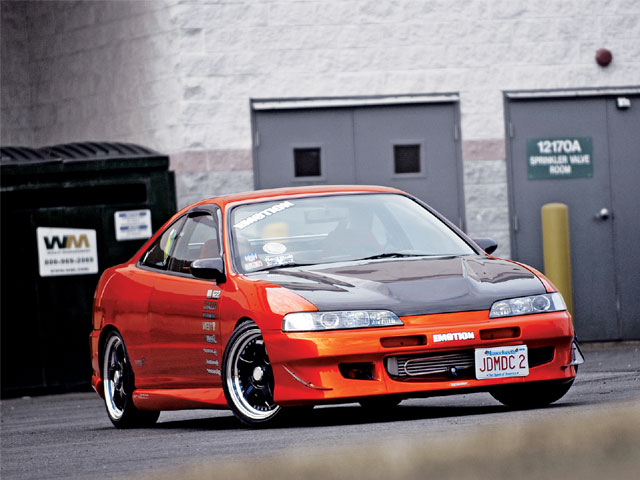 Picture of 2001 Acura Integra, exterior