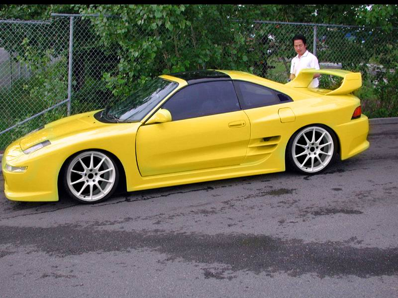 1995 Toyota Mr2 Other Pictures Cargurus