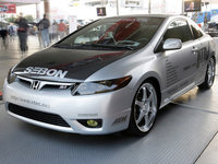 2006 Honda Civic Coupe Overview