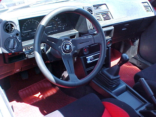 Picture Of 1987 Toyota Corolla GTS Coupe, Interior, Gallery_worthy