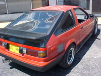 1987 Toyota Corolla GTS Coupe, 1987 Toyota Corolla GTS picture, hot, you, whip, got