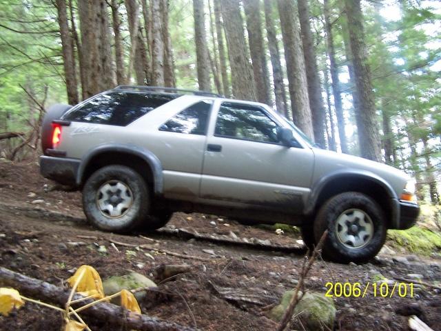 Picture of 2005 Chevrolet Blazer 2 Dr LS SUV