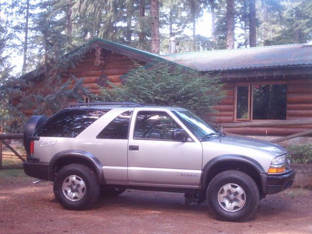 Picture of 2005 Chevrolet Blazer